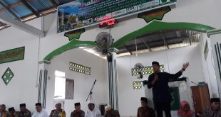 """Kapolda Sulbar Bawakan """"Hikmah Halal bi Halal"""" di Desa Lara"""