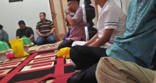 Kerukunan Warga Baruga Doakan Kesembuhan Nurhuzain