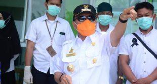 Tes Cepat Positif, 16 Warga Pontanakayyang Mateng Tunggu Hasil Uji Laboratorium
