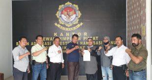 DPD BAIN HAM RI Makassar Investigasi Proyek tanpa IMB dan Amdal di Makassar