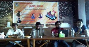 DPW BAIN HAM RI Sulbar Diskusi Soal Papua, Risbar: Ini Bukti Warga Sulbar Tak Rasis