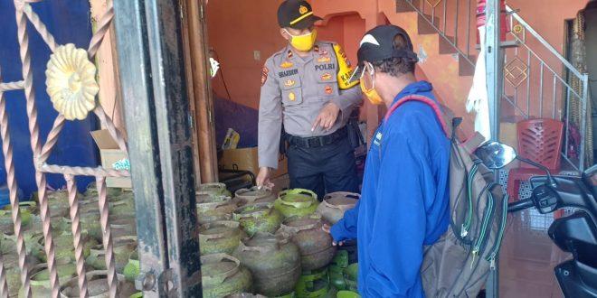 Jelang Lebaran, Ketersediaan Gas LPG 3 Kg di Mamuju Aman