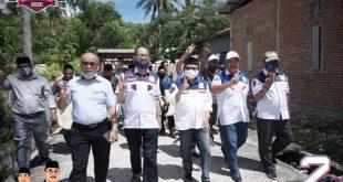 Sambut Rawana Mandar, Masyarakat Palipi Soreang Antusias Hadiri Kampanye Dialogis AST-ARIS
