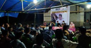 Reses, Abdul Rahim: Desa Ratte Butuh Perhatian Pemerintah