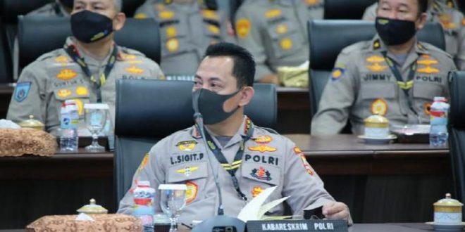 Calon Tunggal Kapolri Pilihan Jokowi, Ini Deretan Kasus Besar Yang Diungkap Listyo Sigit Prabowo di Bareskrim