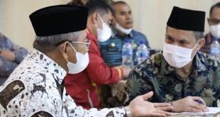 Gubernur Sulbar : Kita Harus Bersinergi Untuk Mencapai Tujuan Bersama