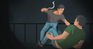 Luka Serius Usai Duel Parang, Dua Warga Polewali Mandar Dilarikan ke RS