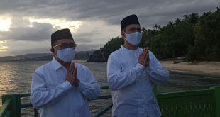 Pasangan Bupati dan Wakil Bupati Majene Terpilih Sampaikan Pesan Lebaran